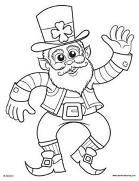march coloring pages crayola 1000 images about st patricks coloring pages on pinterest