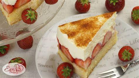 erdbeeren kuchen fanta kuchen mit erdbeeren evasbackparty