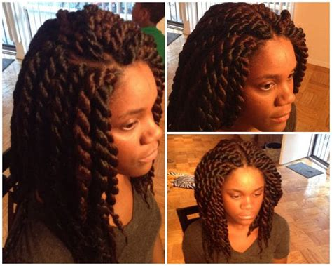 havana twists on very short hair do you prefer short havana twists 13 short havana twist