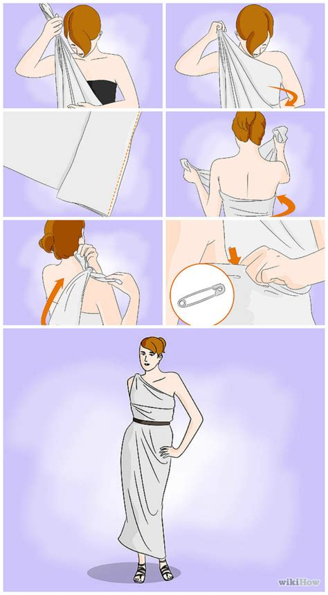 bed sheet toga 25 tutorials to teach you to fold things like an actual