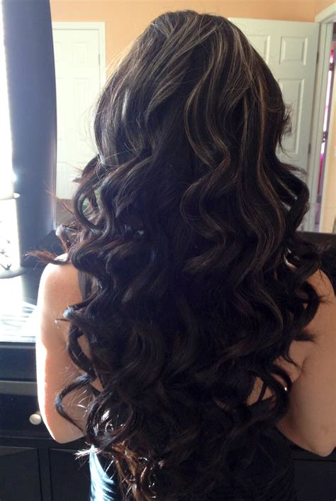 hairstyles large curls big curls hair stuff pinterest