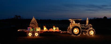 farm christmas lights christmas lights card and decore