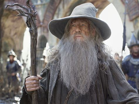 Lord Of The Ring Gandalf ian mckellen wants to play gandalf in rings