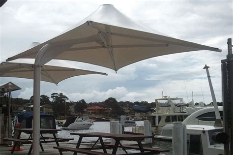 Patio Umbrellas Miami Miami Style Umbrellas In Sydney Malibu Shade Malibu Shade The Experts In Shade