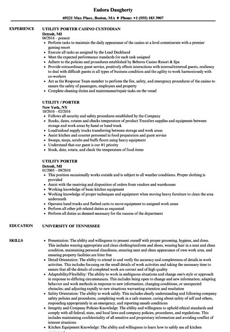 Utility Porter Sle Resume by Kitchen Porter Sle Resume Company Profile Template Doc Salaried Financial Advisor Sle