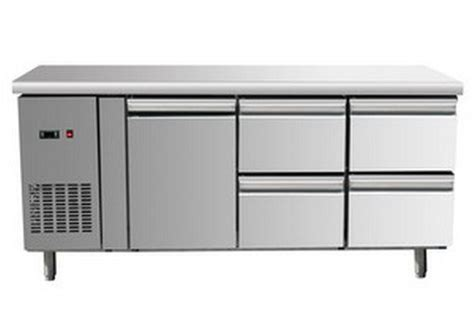 under bench drawer fridge bench drawer fridge 28 images tc0 6n9w stainless steel workbench refrigerator with
