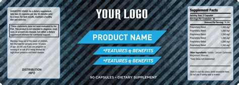 product label design templates amazing product label design templates pictures