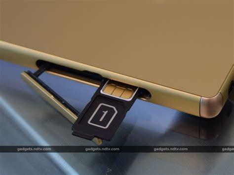 Sony Xperia Z5 Dual Sim sony xperia z5 dual review ndtv gadgets360