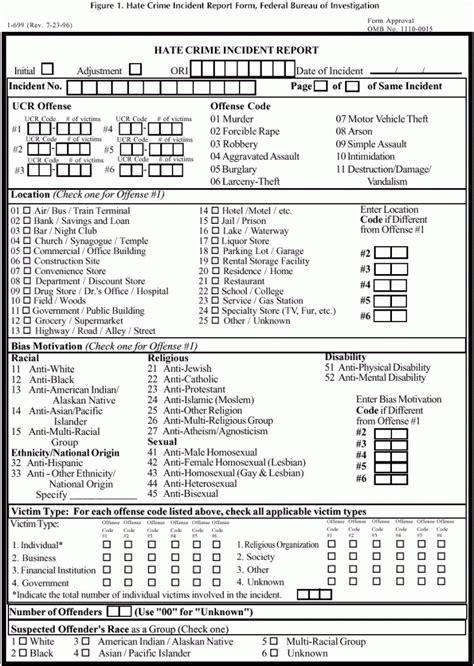 Form Presentence Investigation Report Form Presentence Investigation Report Form