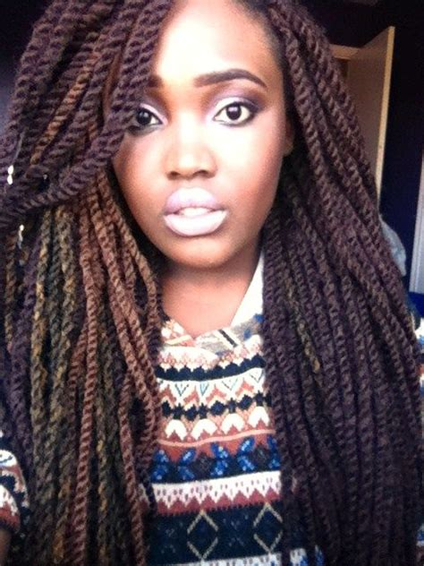 kinky twists vs senegalese twists senegalese kinky havana twist on pinterest senegalese