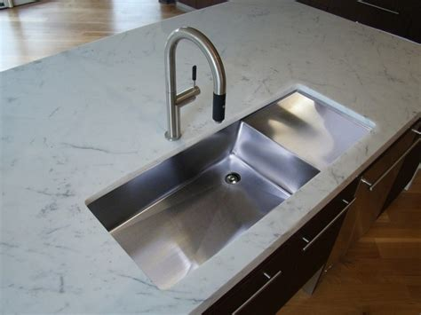 Drainboard Kitchen Sink Ultraclean Seamless Sinks Drainboard Sinks Modern