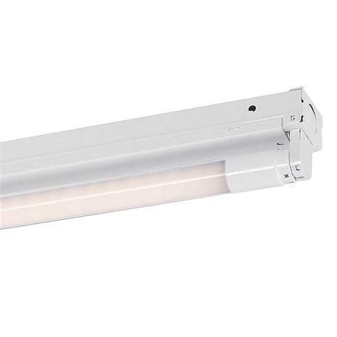 led surface mount strip light envirolite 4 ft 1 light white led mv surface mount strip