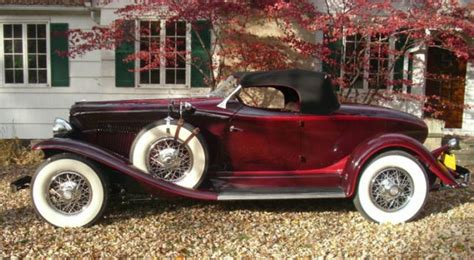 Auburn Finder Hemmings Find Of The Day 1931 Auburn Speedster Hemmings Daily