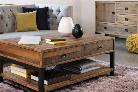 reclaimed wood living room tables distressed wood living room furniture zef jam
