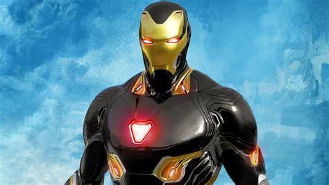 endgame filminde iron man nasil bir zirh giyecek youtube