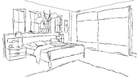 schlafzimmer zeichnen schlafzimmer sutter
