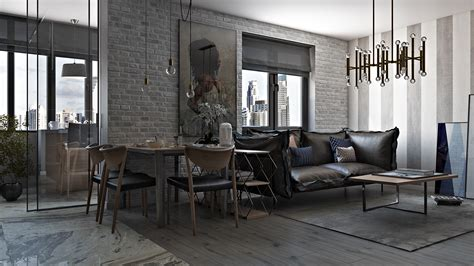 the industrial interior design to get your inspirations going