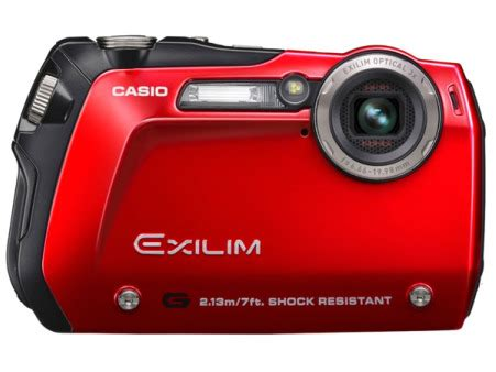casio exilim ex g1 the tech journal