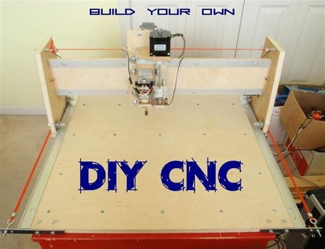 diy cnc router projects make your own diy cnc
