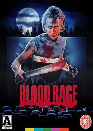 Rage 1987 Free Rent Blood Rage Aka Nightmare At Shadow Woods 1987 Cinemaparadiso Co Uk