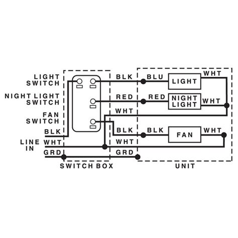 broan fan light parts wiring diagrams wiring diagram schemes
