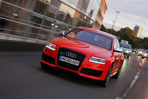 Audi High Performance Driving Course by Audi A6 Rs6 2008 2010 Driving Performance Parkers