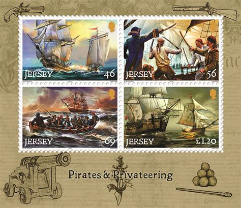 swashbuckling sts issued by jersey post sepac sts