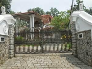 kerala home gates design colour kerala gate designs house gate desings in kerala