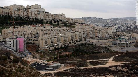 how big is the west bank israel s knesset passes west bank outposts bill cnn