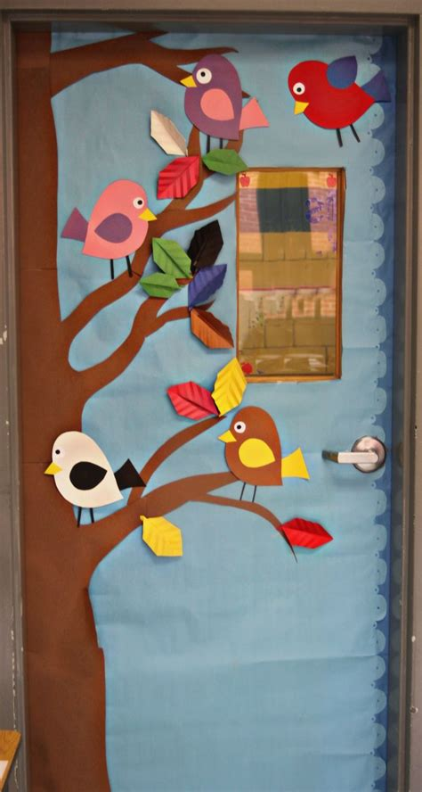 door decorations for spring crafts actvities and worksheets for preschool toddler and
