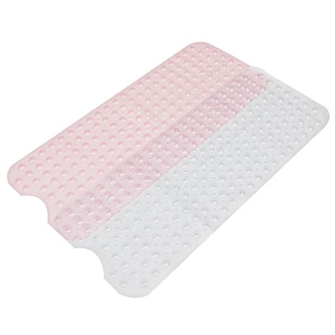 bathtub mat for kids 100 x 40cm home mat pvc sucker anti slip bathtub bath