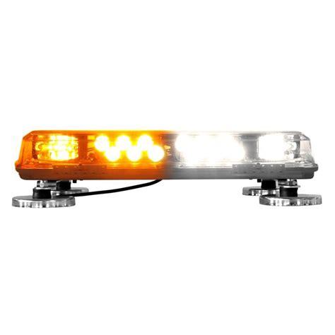 whelen century mini light bar whelen 174 mc16mf 16 quot century series magnet amber white