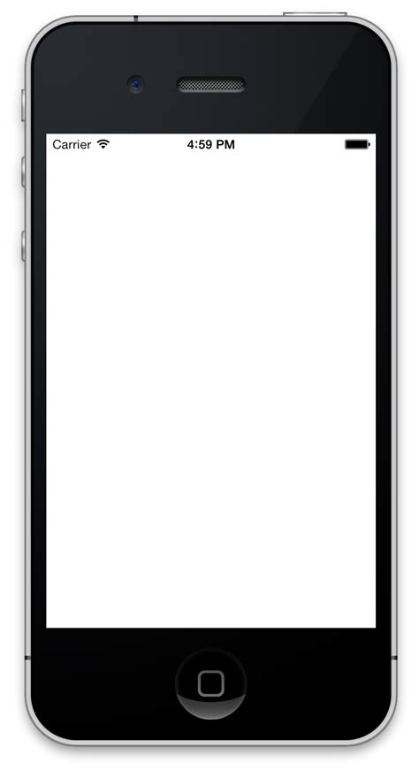Blank Iphone Template 14 blank phone icon images blank iphone app icons flat