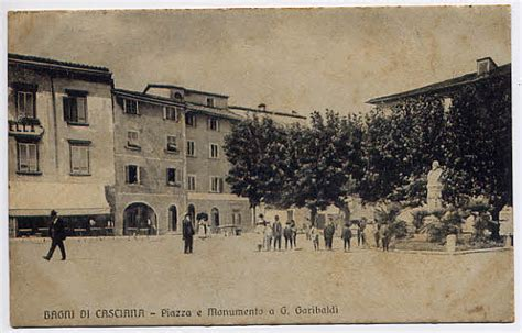 bagni di casciana cartoline d epoca toscana