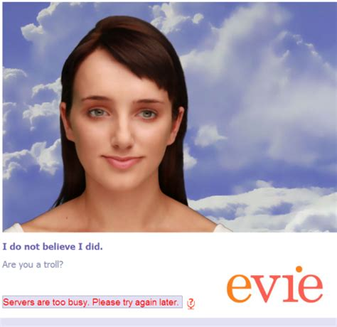 Clverbot Evie by Cleverbot Evie On