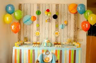 geburtstagsparty dekoration 18 inspiring birthday decorations mostbeautifulthings