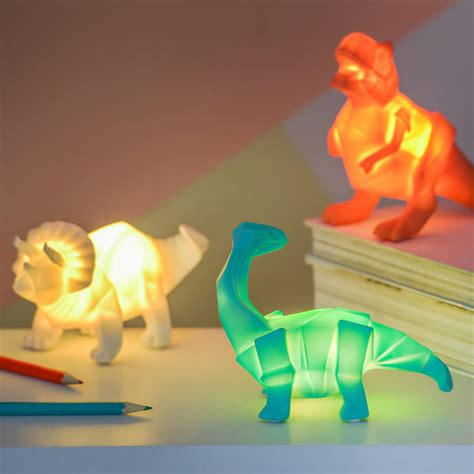 Dinosaur Mini Light By Thelittleboysroom Dinosaur Lights