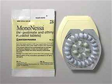 mononessa uses, side effects & warnings drugs.com