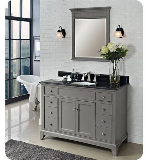 awesome interior painting bathroom vanity dark gray pomoysamcom