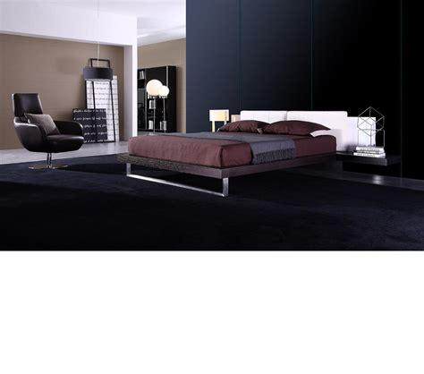 dreamfurniture com quot reno tech quot contemporary platform bed