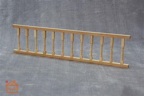 dolls house balustrade 1 12 dollhouse diy railing decoration accessories prime material doll house miniatures