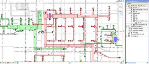 air duct layout design hvac duct design duct design layout detailing and