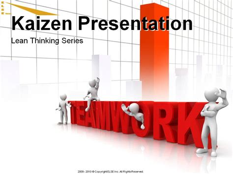 kaizen training dvd else inc