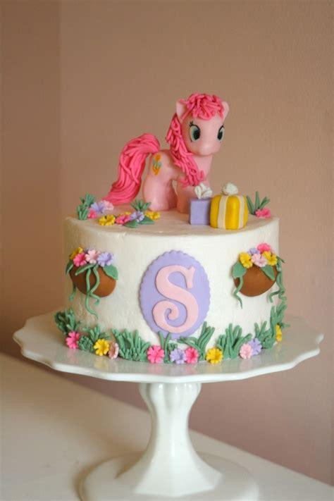 Pony Birthday Cake my pony cake with pinkie pie cakecentral