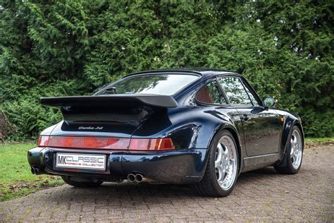 Porsche 964 Turbo 3 6 by Porsche 964 3 6 Turbo 1rst Owner 215 000 Maurice