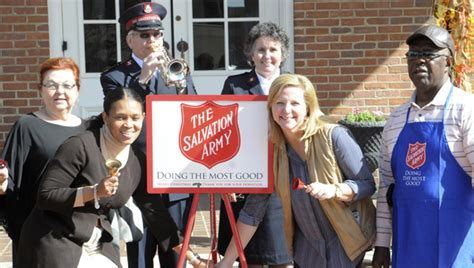 Salvation Army Birth Records Salvation Army Kicks Kettle Caign 187 E Mail The Selma Times Journal