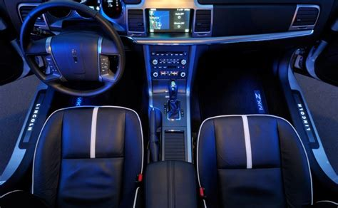 What Is Ambient Lighting In Interior Design by Study Ambient Interior Lighting Makes Drivers Feel Safer