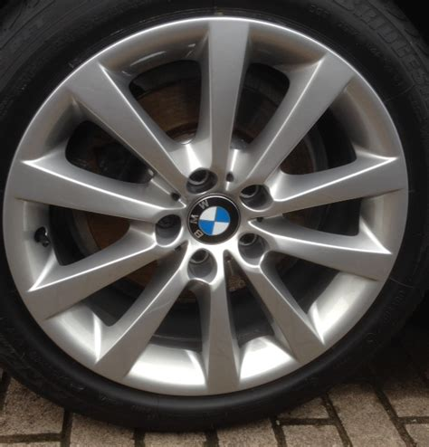bmw decor silver 20 00 18 163 29 39 wheel paints