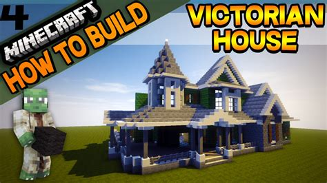how to build a victorian house minecraft victorian house how to build e04 youtube