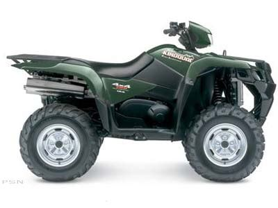 Suzuki King 700 Used 2005 Suzuki King 700 Lt A700x Atvs In Kaukauna Wi